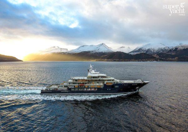 ULYSSES – Super, Super-Yachts